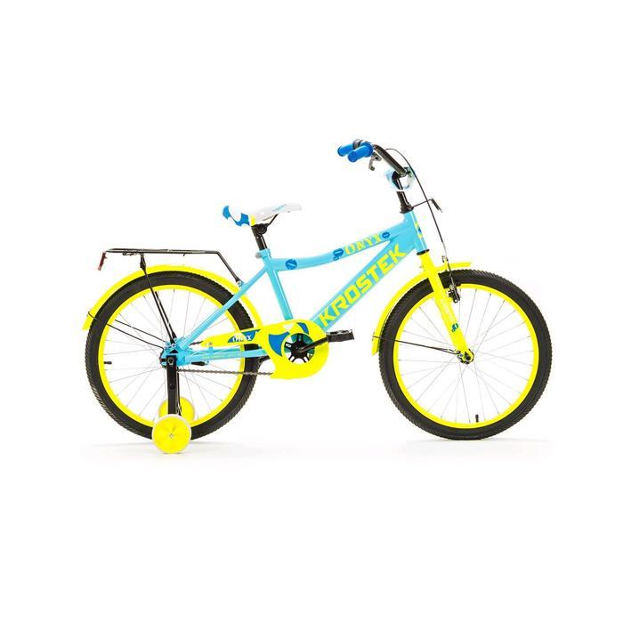 """Велосипед 20"""" KROSTEK ONYX BOY"""