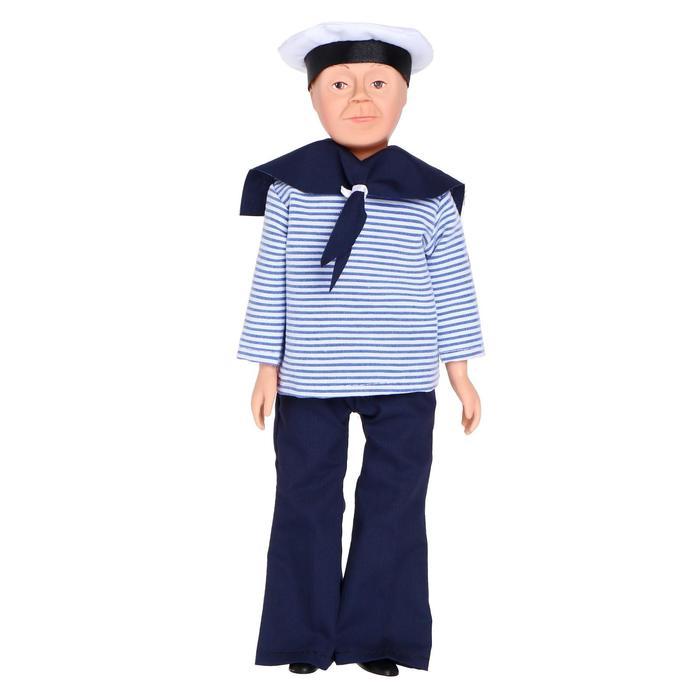 Кукла «Борис-моряк», 30 см