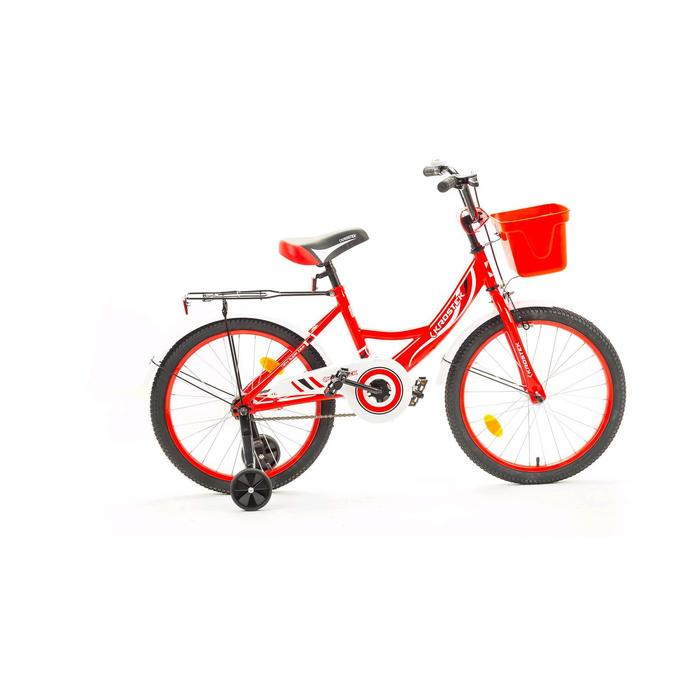 "Велосипед 20"" KROSTEK WAKE, цвет красный"