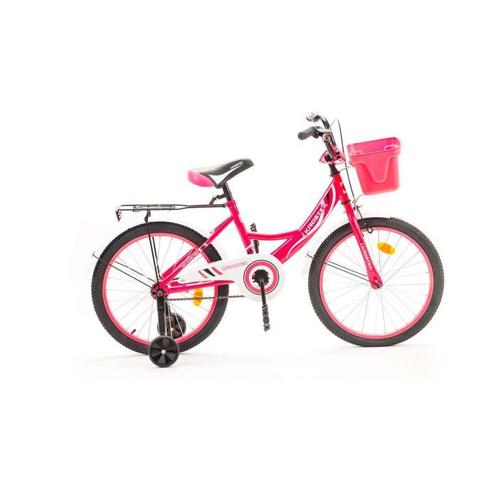 "Велосипед 20"" KROSTEK WAKE, цвет розовый"