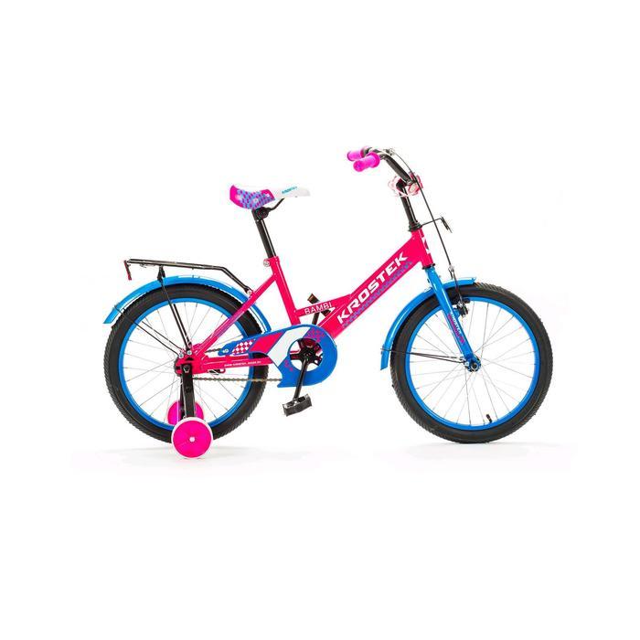 """Велосипед 18"""" KROSTEK BAMBI BOY"""