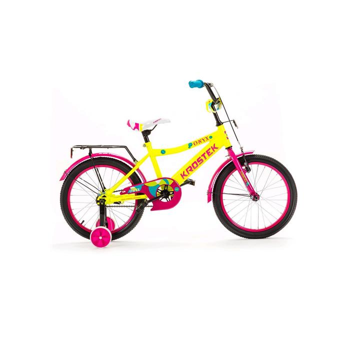 """Велосипед 18"""" KROSTEK ONYX BOY"""