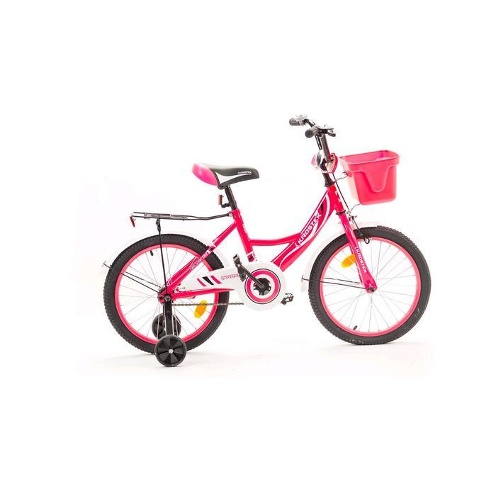 "Велосипед 18"" KROSTEK WAKE, цвет розовый"