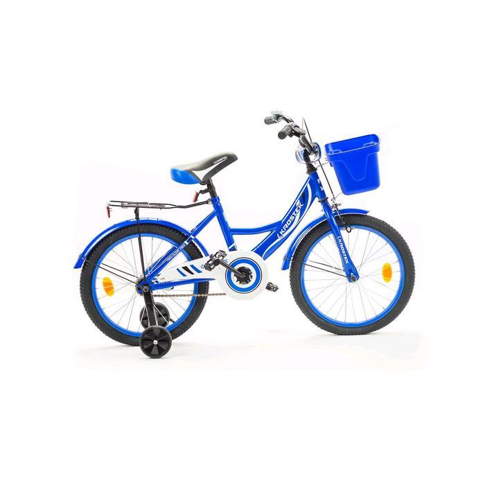 """Велосипед 18"""" KROSTEK WAKE, цвет синий"""