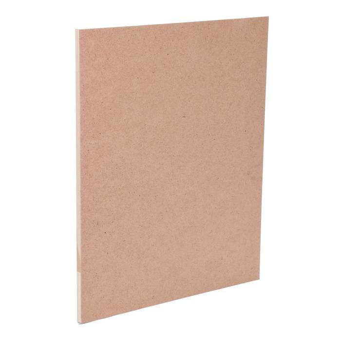 Планшет деревянный 60 х 75 х 2 см, ДВП