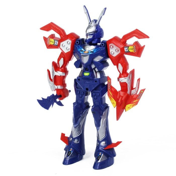 Робот «Защитник», цвета в ассортименте