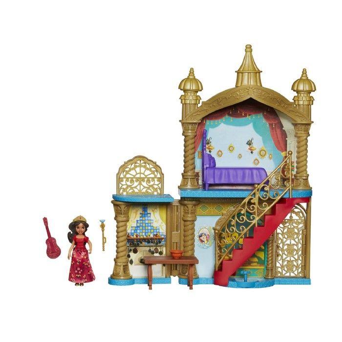Игровой набор замок маленькие куклы Елена «Принцесса Авалора»