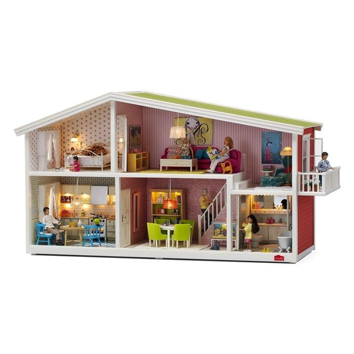 Кукольный домик «Классический»