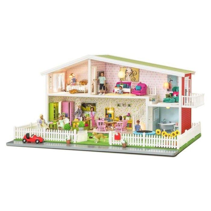 Кукольный домик «Премиум»