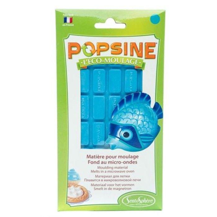 Дополнительный набор для творчества POPSINE, бирюзовый, 110 г