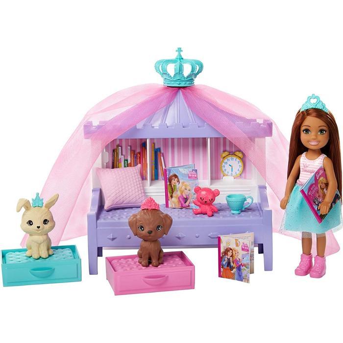 Игровой набор «Приключения принцессы. Принцесса Челси» GML72, GML74