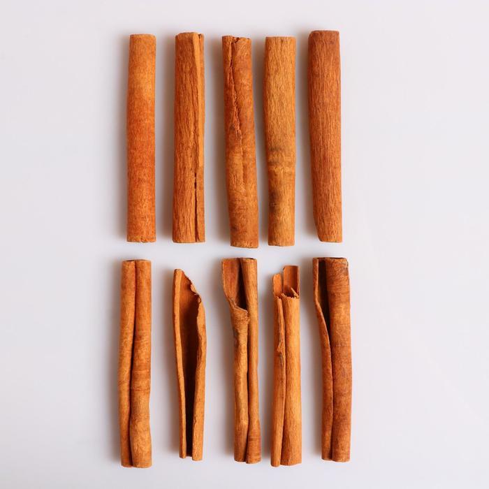 Палочки корицы, 10 см, пакет 50г