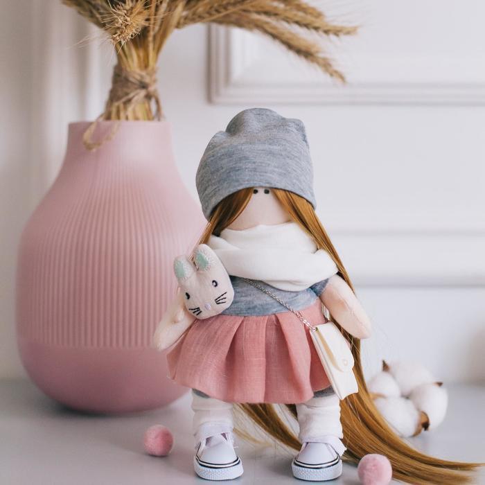 Мягкая кукла Милана, набор для шитья 15,6 × 22.4 × 5.2 см