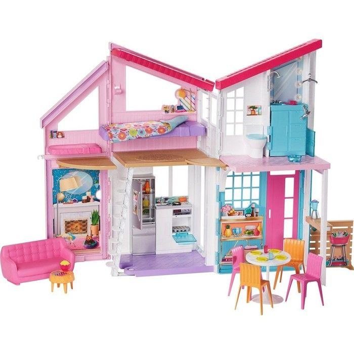 Дом Барби «Малибу», Barbie, 6 комнат