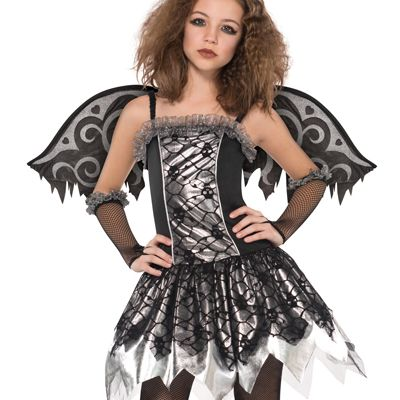 Костюм детский Падший Ангел Girl М