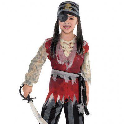 Костюм детский HWN Пират Призрак Boy, M