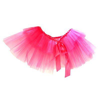 Юбка-пачка (туту) детская розовая