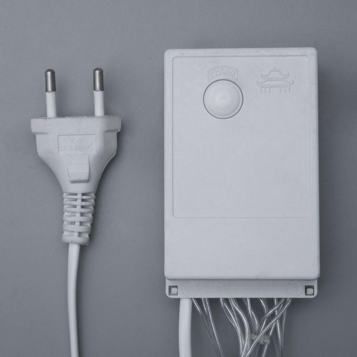 ВОДОПАД, Ш:2м, В:3м, Н.С. LED-800-220V, контр 32 режима МУЛЬТИ