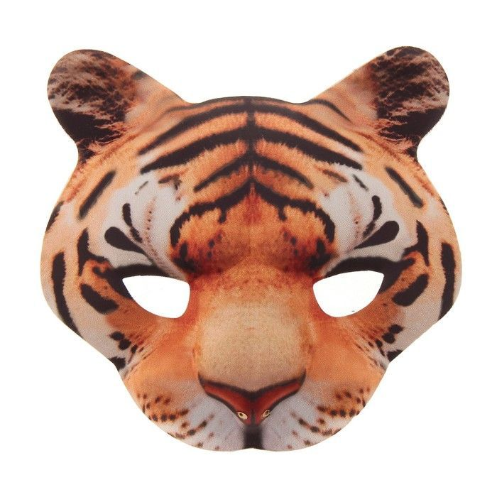 "Карнавальная маска ""Тигр"""
