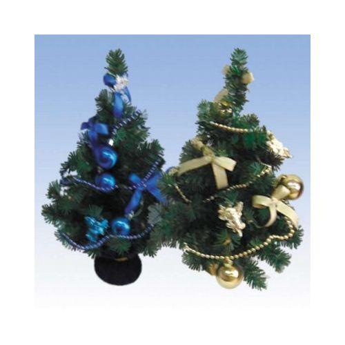 Новогодняя елочка с украшениями, 35 см