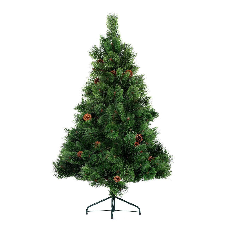 """Новогодняя елка """"Пушистая сосна с шишками"""", 150 см"""