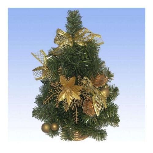 Новогодняя елочка с украшениями, 30 см