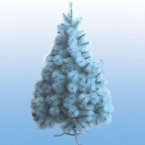 """Новогодняя сосна """"Голубая"""", 241 ветка, 180 см"""