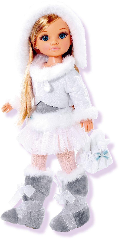 """Кукла Нэнси """"Зимняя красавица"""""""