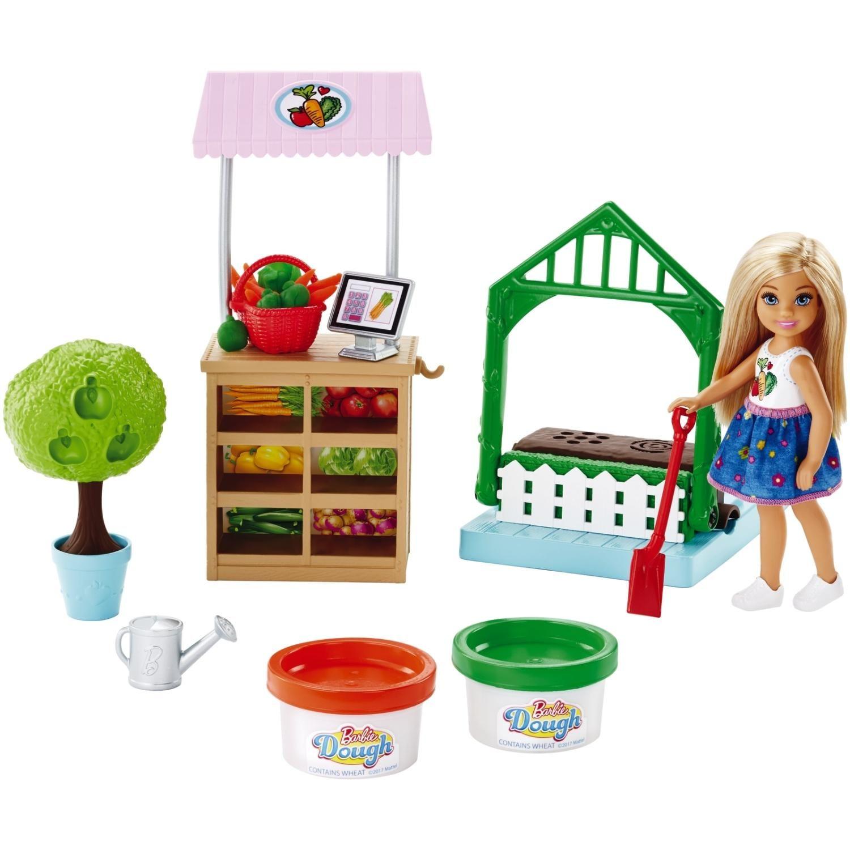 "Кукла Барби ""Овощной сад Челси"""