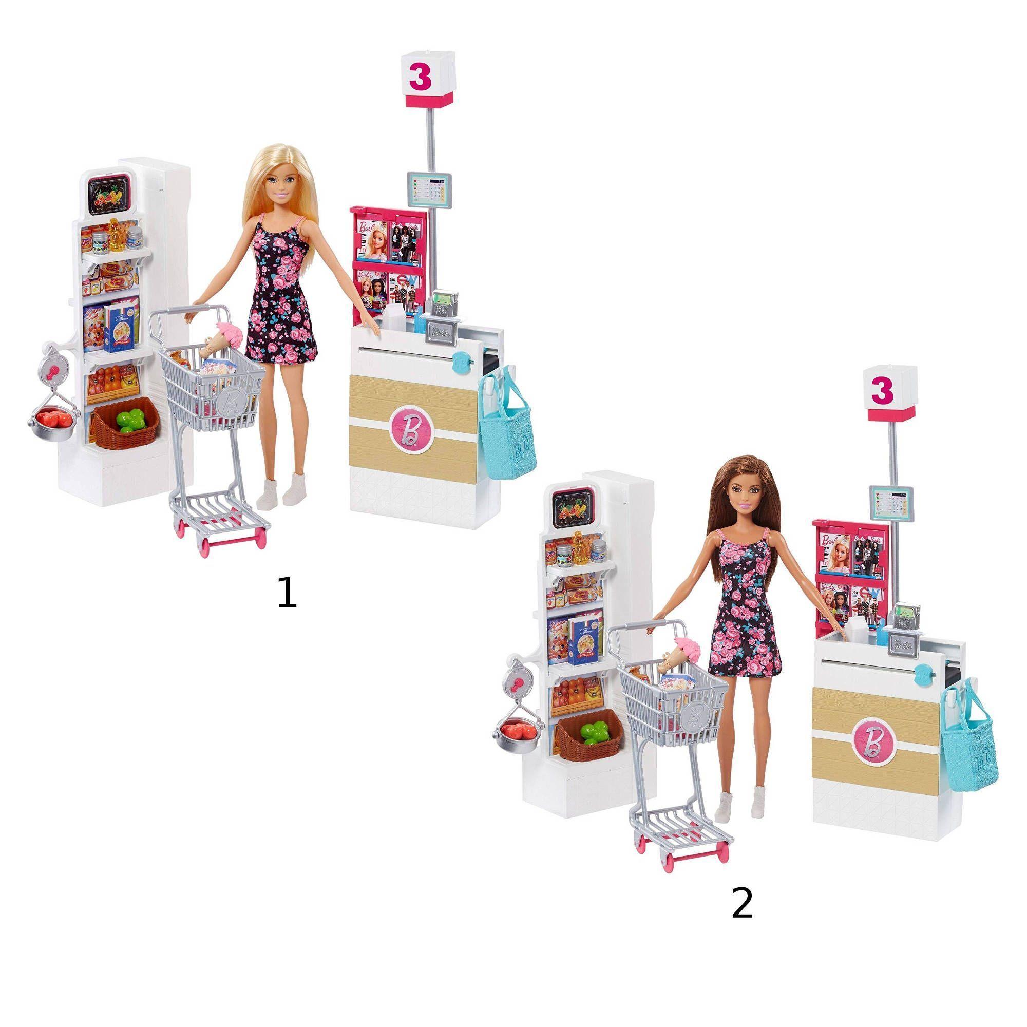 "Кукла Барби ""Супермаркет"""