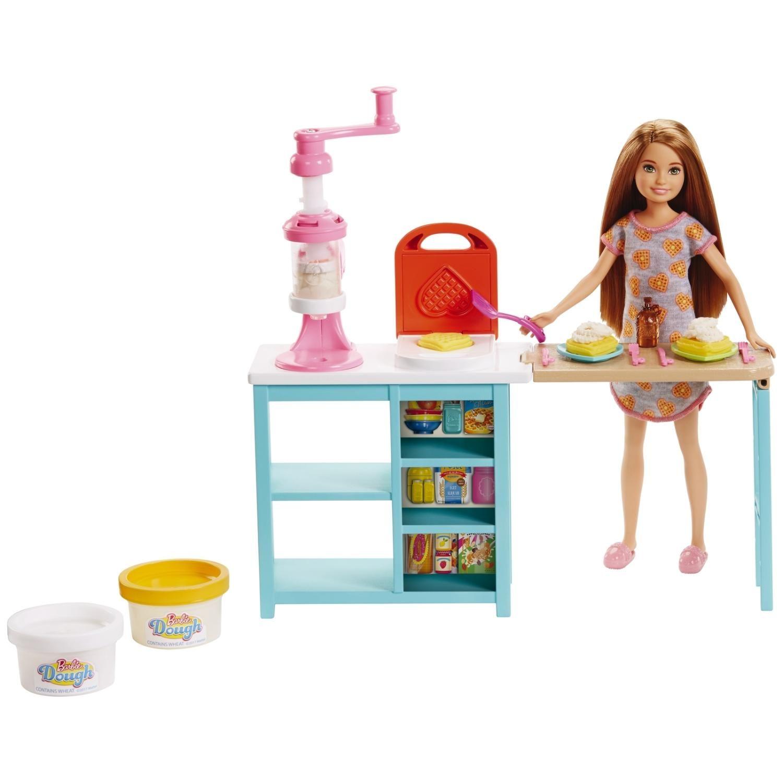 "Кукла Барби ""Завтрак со Стейси"" (звук)"