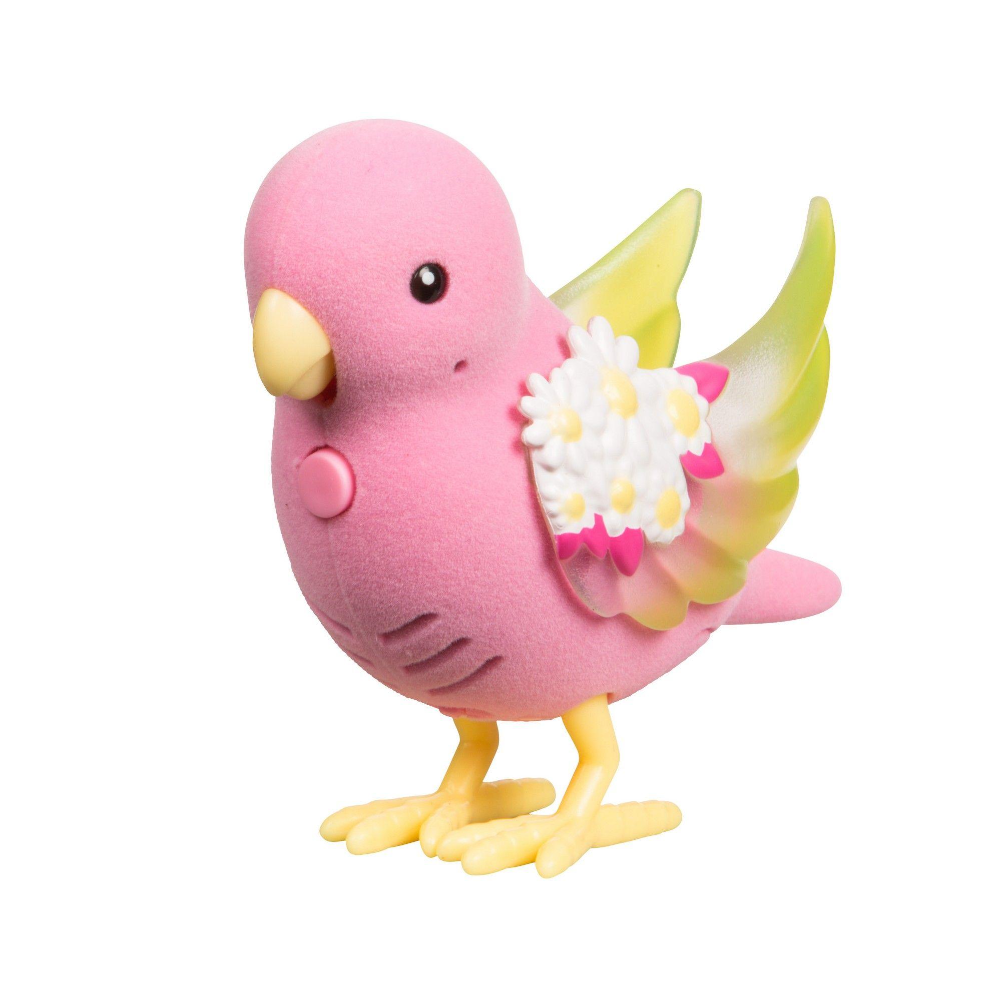 Интерактивная птичка Little Live Pets - Яркий цветок