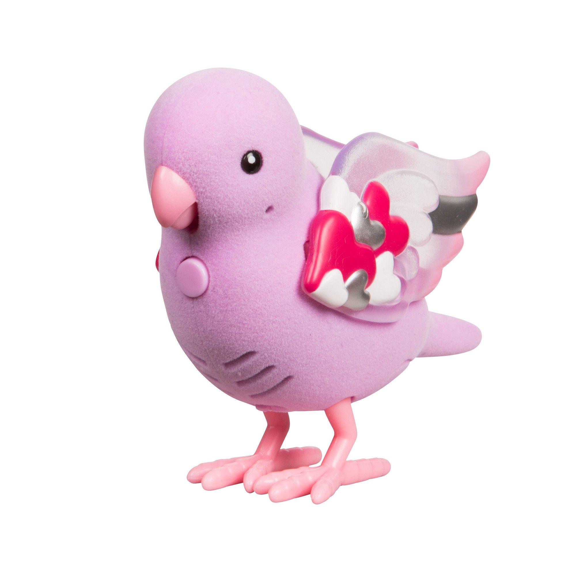 Интерактивная птичка Little Live Pets - Лучик Сердца