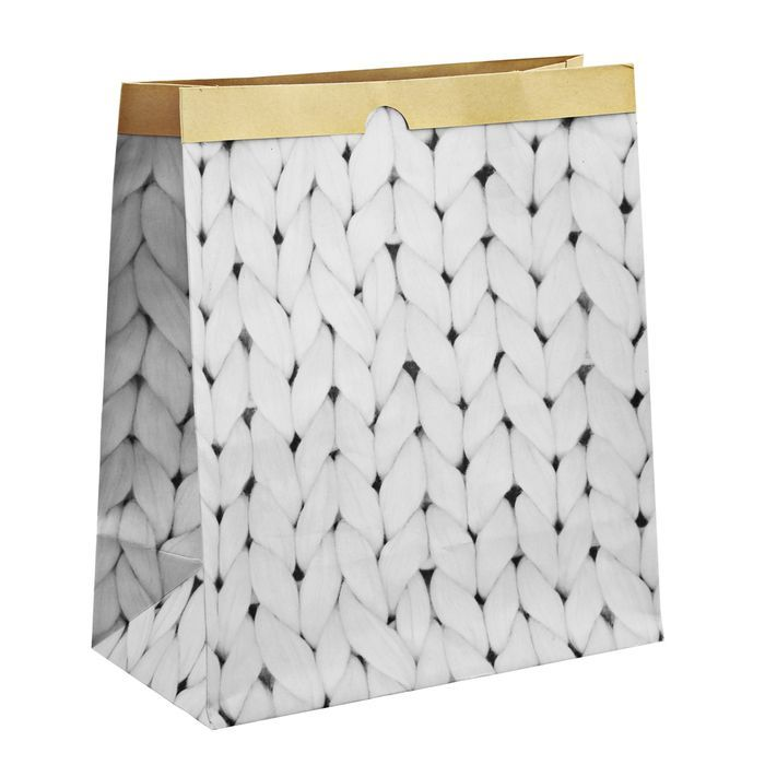 Пакет крафтовый «Теплые мгновения», 32 х 36 х 16 см