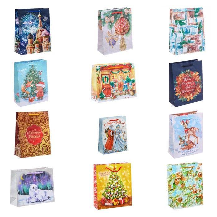 Набор ламинированных пакетов «Волшебных мгновений», MS 18 × 23 × 8 см