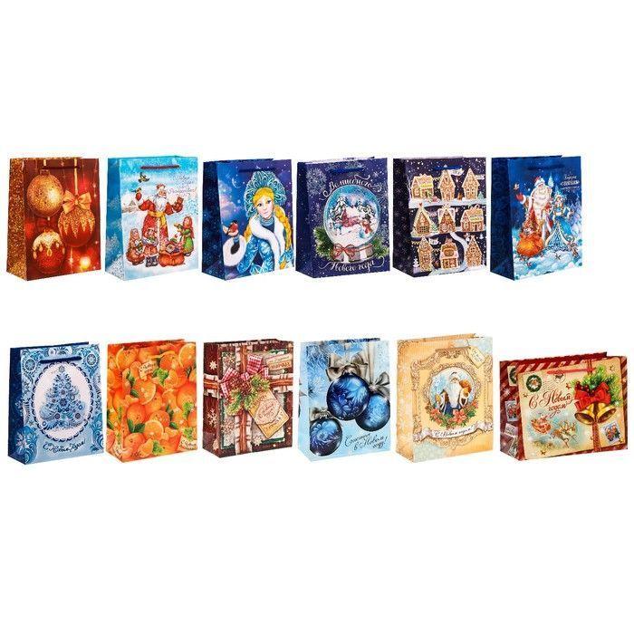 Набор пакетов«Волшебный мир», MS 18 × 23 × 8 см