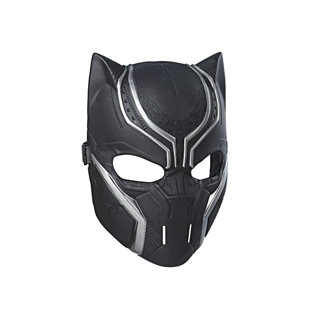 """Маска """"Мстители"""" - Черная Пантера"""