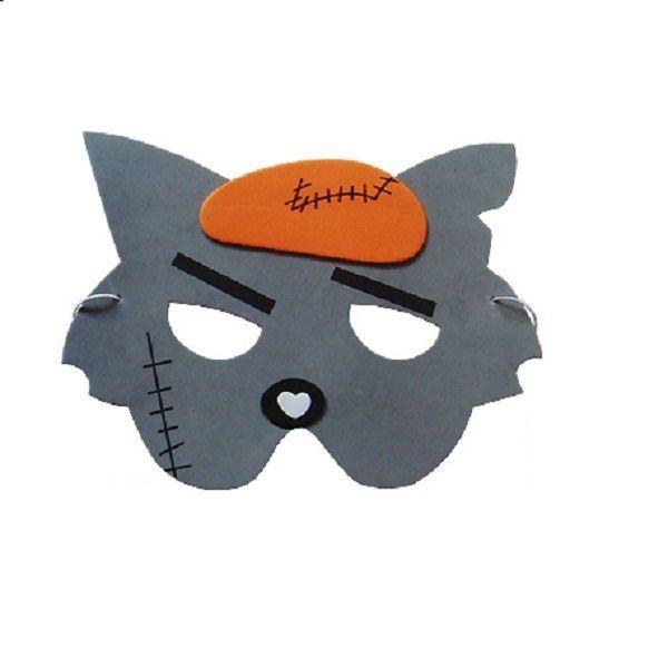 """Детская маска """"Волчище"""""""