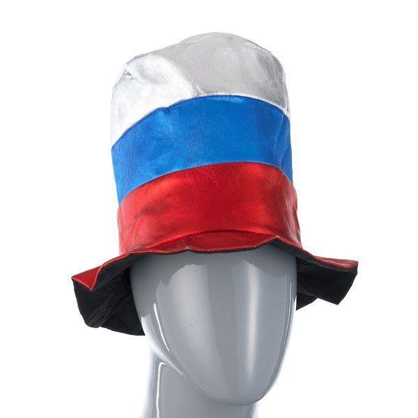 """Шутовской колпак """"Российский флаг"""""""
