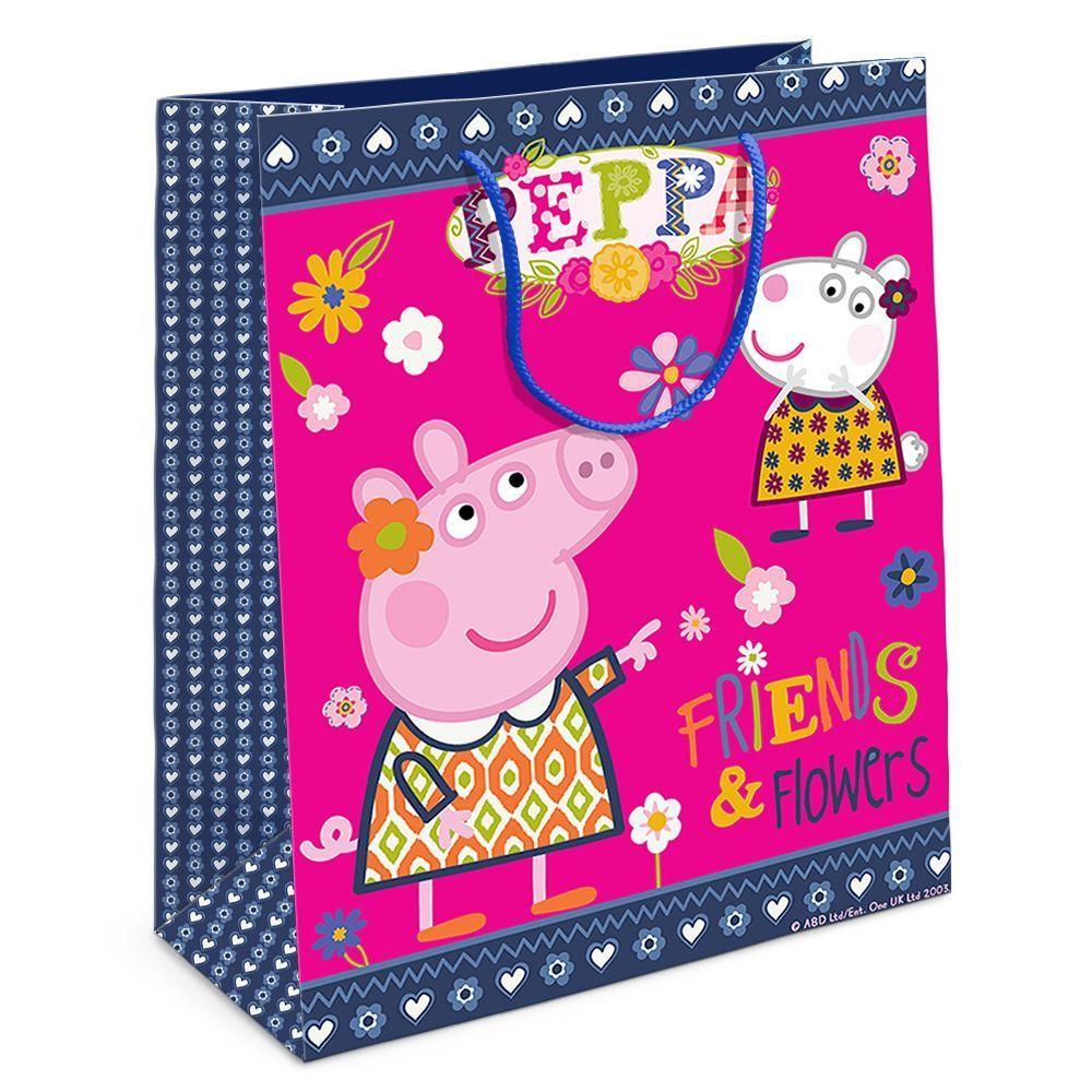 """Подарочный пакет """"Пеппа и Сьюзи"""""""
