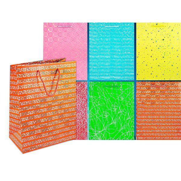 """Подарочный пакет """"Блеск"""", 30 x 40 см"""
