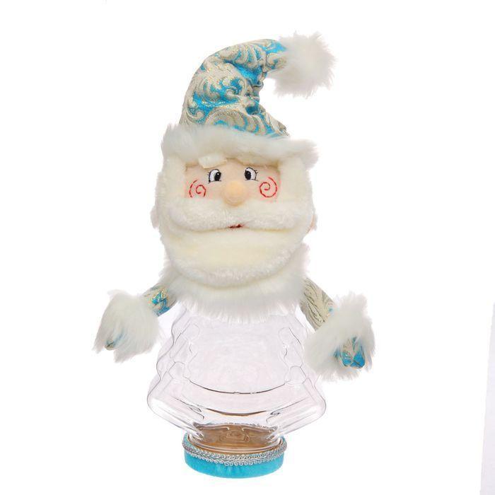 """Подарочная упаковка """"Дед Мороз в колпаке"""", 320 г"""