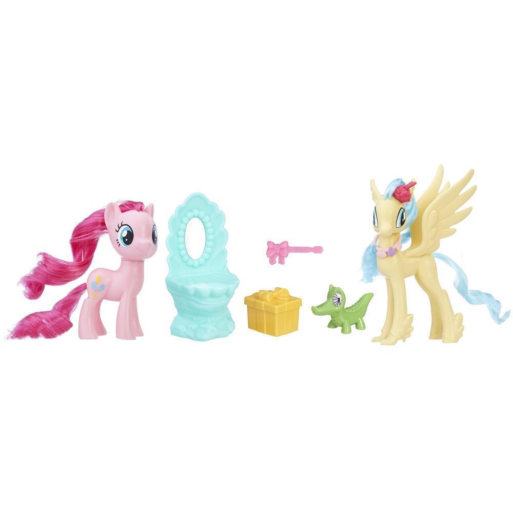"""Игровой набор Май Литл Пони """"Стильные друзья - Пинки Пай и Принцесса Скайстар"""""""