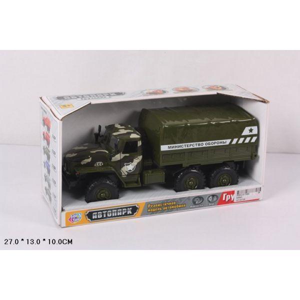 """Машина-грузовик """"Министерство обороны"""" (звук, свет)"""
