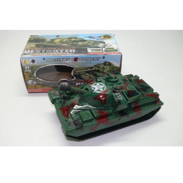 Танк Military Equipment (свет, звук)