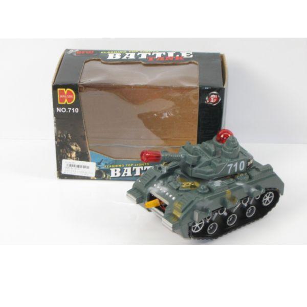 Интерактивный танк Battle (свет, звук)