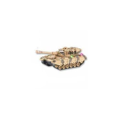 """Игрушечный боевой танк """"Восточный фронт"""" (свет, звук), хаки"""