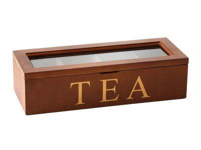 Шкатулка для чая 31*13*9 см.