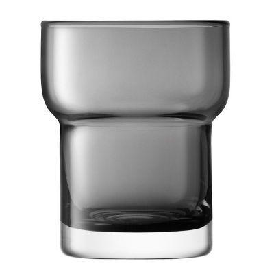 Набор из 2 стаканов utility 300 мл серый