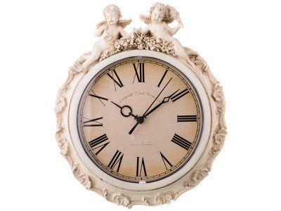 Часы кварцевые настенные 29*25*4 см. диаметр циферблата 17 см.